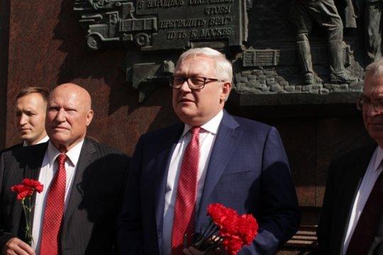 Сергей Рябков: прискорбно видеть циничную геополитическую игру на памяти старшего поколения