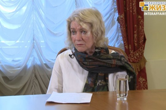 Special intervew with Alison Smale - Under-Secretary-General for Global Communications, Department of Public Information