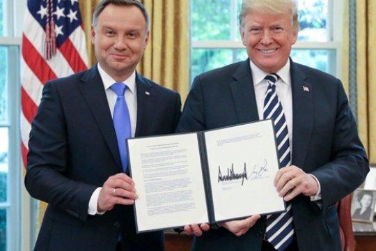 Польско-американское Троеморье