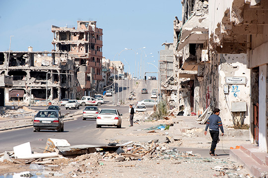 Сирия, Ливия, Йемен: перспективы мира