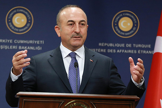Турция дрейфует на запад?