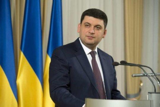 Украина: премьер-министр и кинематограф