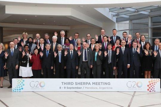 Названы темы аргентинского саммита G20