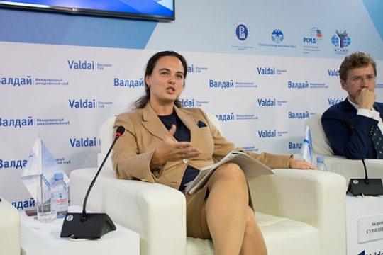 Екатерина Энтина: Влияния России на македонский референдум нет