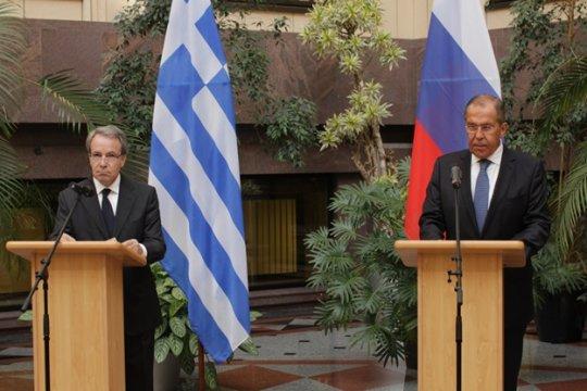 Сергей Лавров: связи России и Греции неподвластны внешним колебаниям