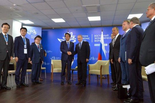 Путь России и Японии к мирному договору