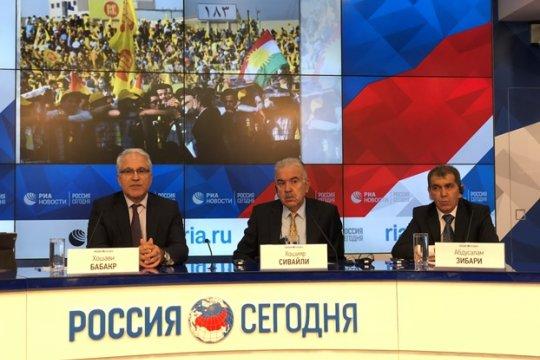 Демократическая партия Иракского Курдистана: программа