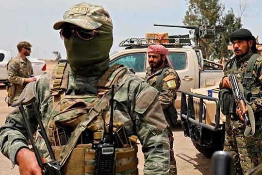 Курды заручились поддержкой США в Twitter