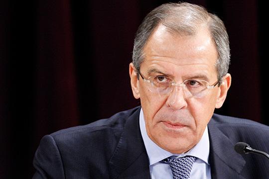 Лавров: Россия не позволит НАТО провести учения с Украиной в Азовском море