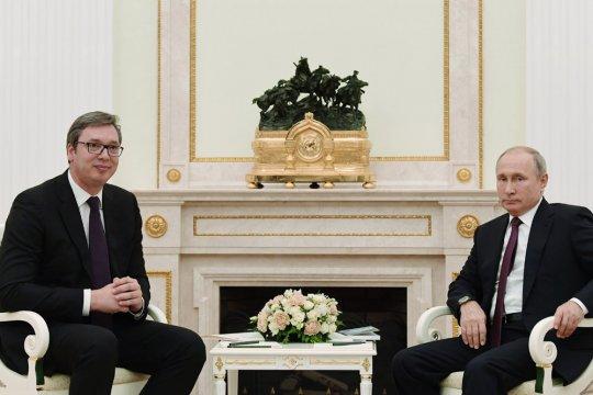 Вучич оценил ситуацию на Западных Балканах