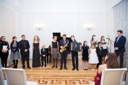 Юные виртуозы из России, Австрии и Армении выступили в легендарном венском Konzerthaus в рамках III международного фестиваля Classical Young Stars