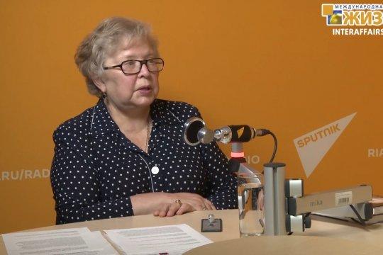 Елена Гуськова: Развал Югославии можно было остановить в любой момент (часть 2)