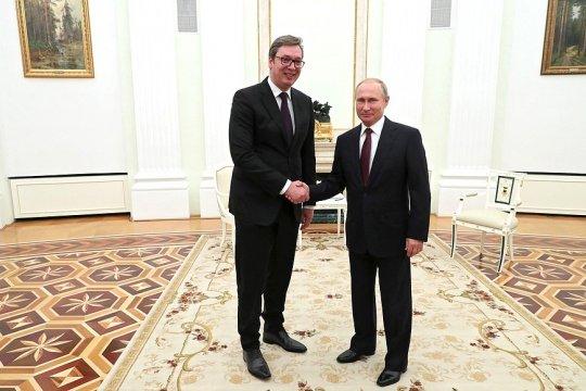 Балканский кризис: Россия как посредник