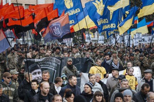 Украина – «день радикала»