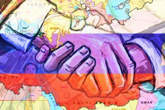 Ближний Восток: история конфликктов