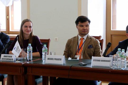 Международная конференция «Культурный и духовный туризм как фактор общеевропейского диалога»