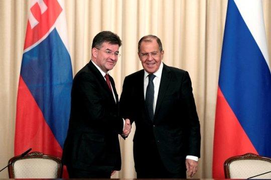 Лайчак: Словакии важно быть транзитной страной