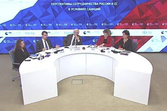 Россия – ЕС: поиск устойчивого сотрудничества