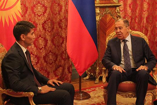 Сергей Лавров: Отношения России и Киргизии вышли на новый уровень