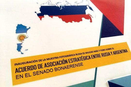 Товарооборот между Россией и Аргентиной за год вырос на четверть