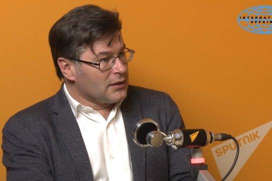 Алексей Мухин: Гражданское общество на Украине находится в состоянии аффекта (часть 2)