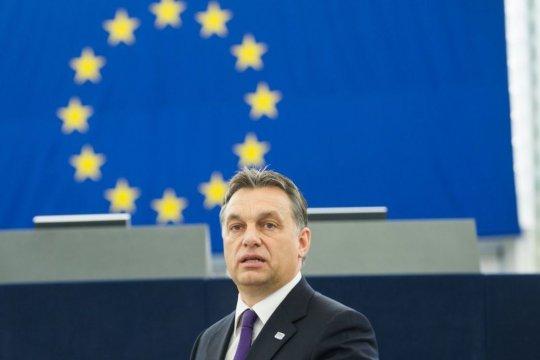 Венгерский интерес, Украина и европейские ценности