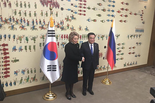 На Корейском полуострове чувствуются признаки мира