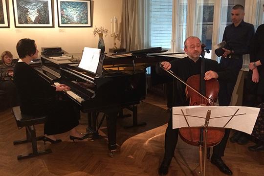 Выставка, посвященная путешествиям пианиста Святослава Рихтера, стартовала в Москве