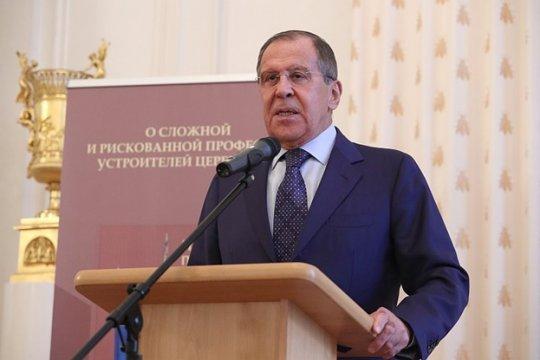 Сергей Лавров: В протоколе нет мелочей