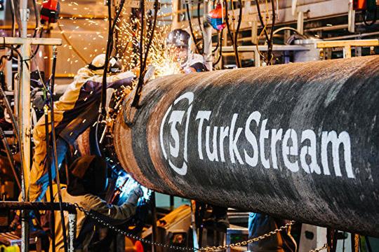 Европейские варианты «Турецкого потока»