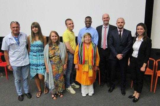 Российская миротворческая экспедиция «Великие учителя БРИКС» посетила ЮАР