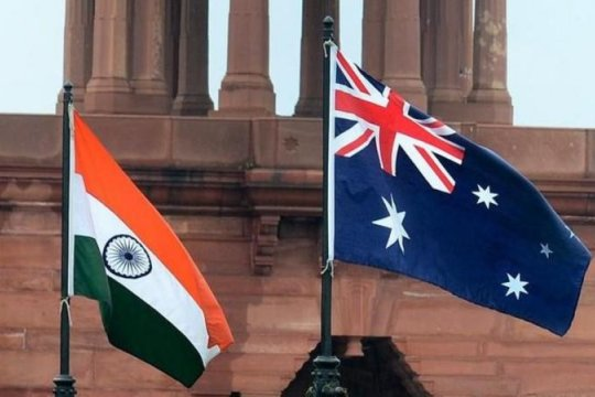 Индия-Австралия: основа сближения
