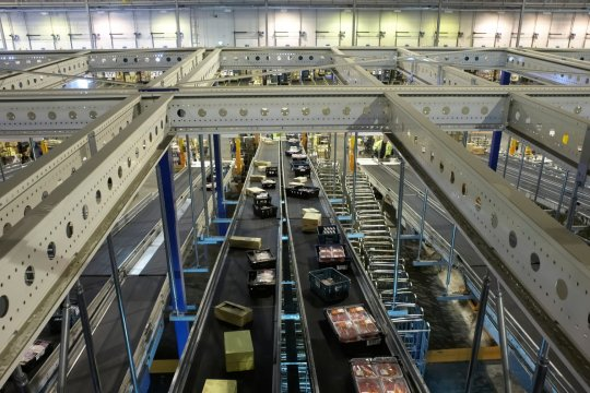 «Guardian»: перед Brexit британцы запасаются продуктами