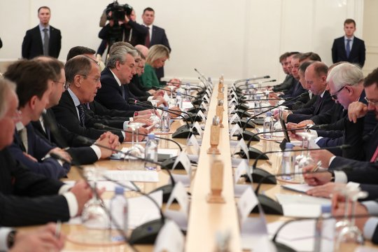 Foreign Minister Sergei Lavrov's remarks at a meeting of the Foreign Ministry's Business Council, Moscow, November 16, 2018