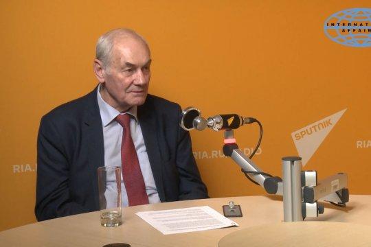 Леонид Ивашов: Запад уходит со своих лидерских позиций (часть 1)