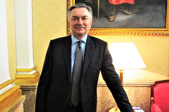 Посол РФ в Королевстве Испания и Княжестве Андорра Юрий Корчагин: Россия и Испания готовят перекрестный год науки и образования