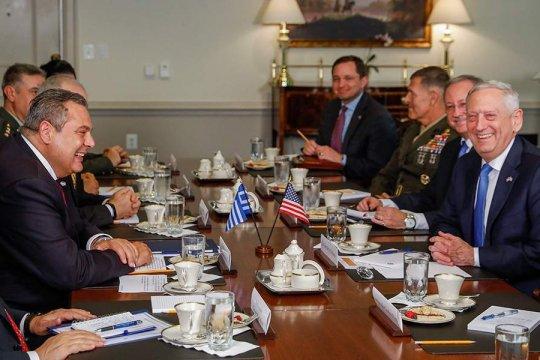 Новая военная активность НАТО в Средиземном море