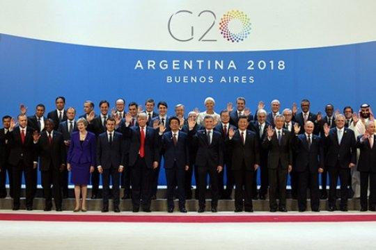 В Аргентине открылся саммит лидеров G20