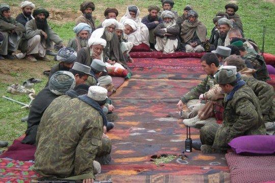 США могут избежать афганского болота с помощью России