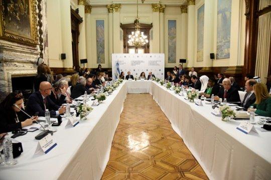 В Аргентине состоялись встречи парламентариев стран G20