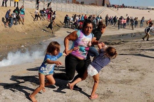 «Свободный мир» начал отстреливаться от мигрантов