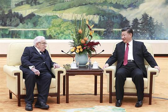 Киссинджер прилетел в Пекин спасать отношения США-Китай