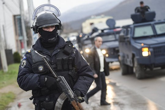 Власти Косово давят на ЕС