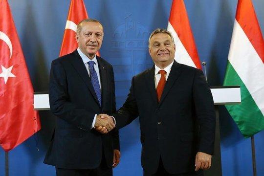 Венгрия и Турция идут на сближение