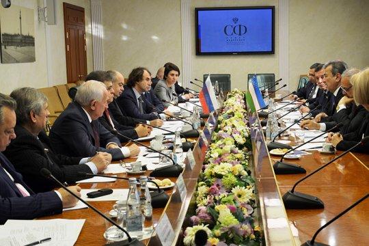 Валентина Матвиенко о состоянии отношений с Узбекистаном