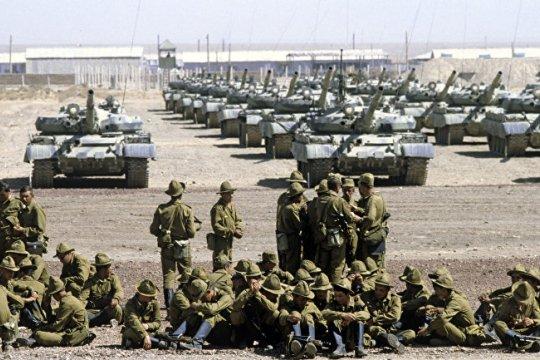39 лет вводу советских войск в Афганистан. Как это было