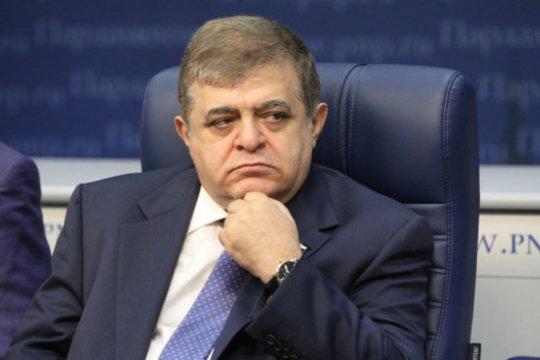 В. Джабаров: «Россия продолжает оказывать активное содействие Сирии»