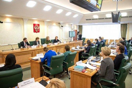 Матвиенко: Совет Евразийского женского форума должен стать местом содержательных обсуждений и конкретных результатов