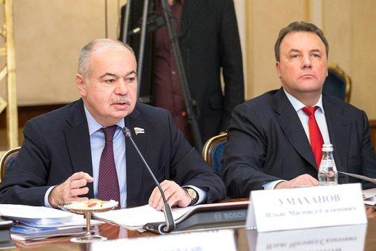 В Совете Федерации состоялось заседание правления Интеграционного клуба при Председателе СФ