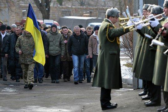 Киев объявил охоту на уклонистов